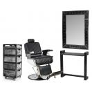 Комплект мебели для барбера LOFT CLASSIC