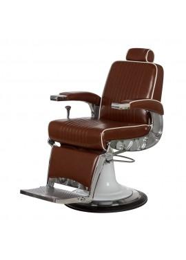 Кресло для барбершопа БМ-8776, коричневый