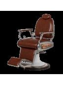 Кресло для барбершопа БМ-8777, коричневый