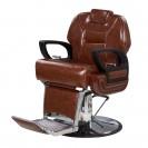Кресло для барбершопа БМ-8763, коричневый