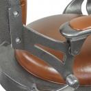 Кресло для барбершопа Ричард каркас шагрень