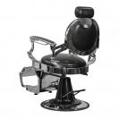 Кресло для барбершопа Ричард каркас хромированный